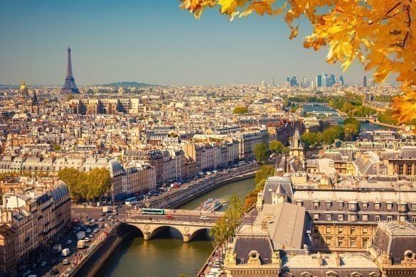Paris panorama
