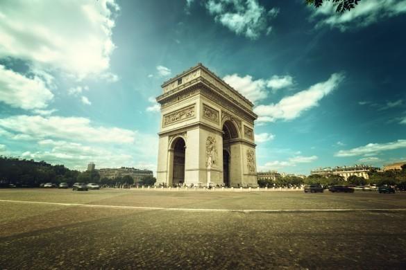Arc de Triumphe Paris