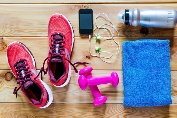 Gym objects