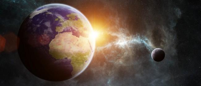 Stunning Planet Earth