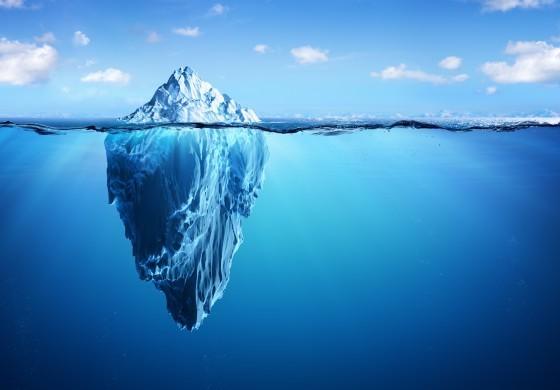 Iceberg - Hidden Danger
