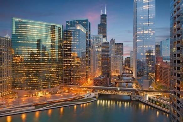 Vibrant Chicago