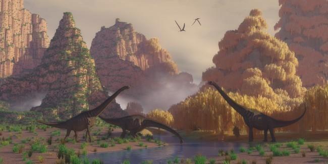 Sauroposeidon Dinosaurs