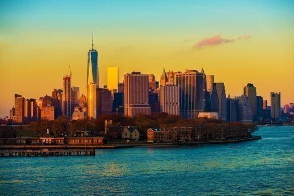 Golden New York