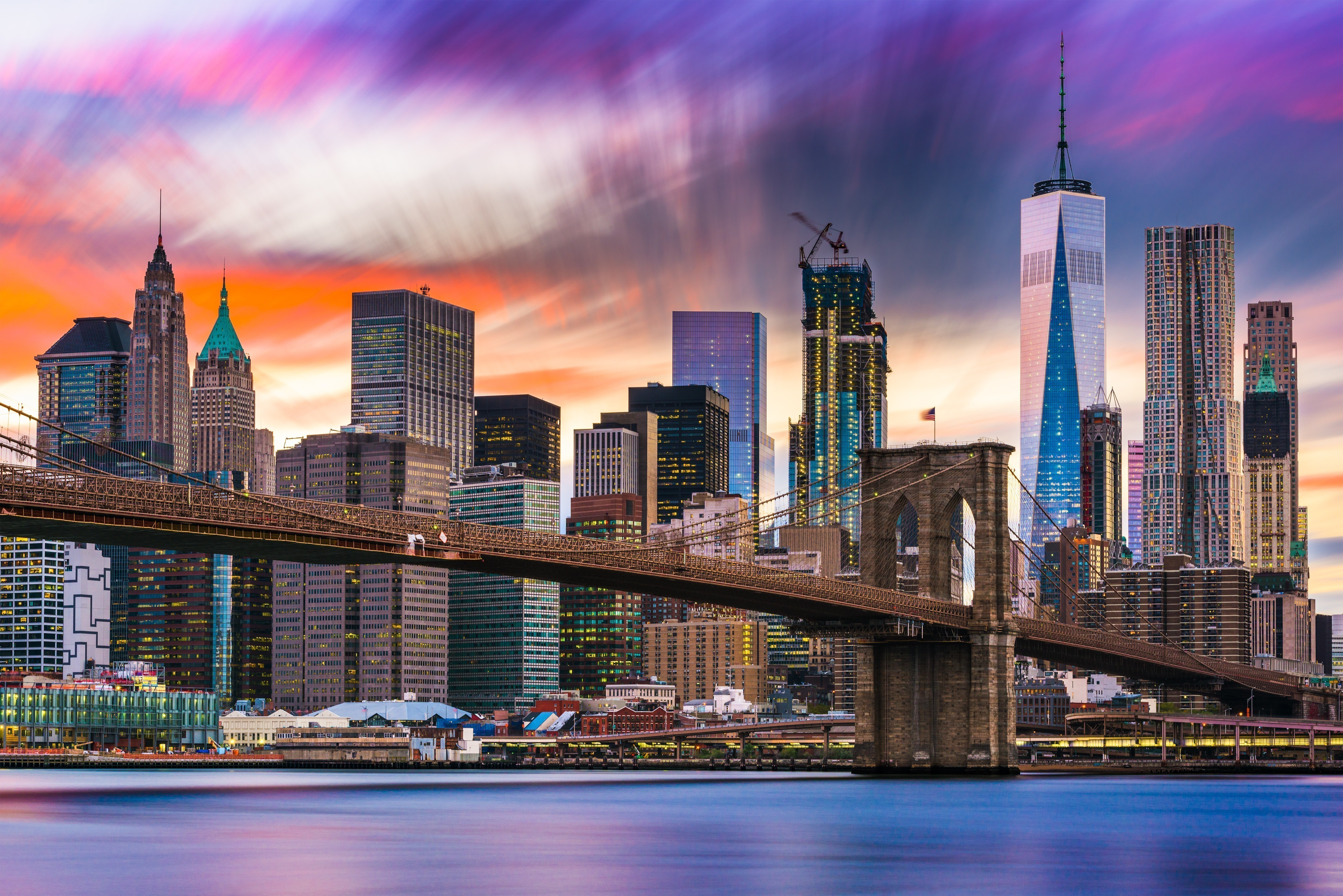 New York Wall Mural New York City Skyline New York Cities Categories