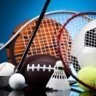 Sport closeup