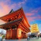 Sensoji-ji Temple Japan