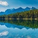 Herbert Lake in Canada