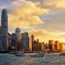 Sunshine in Hong Kong