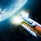 Space shuttle III