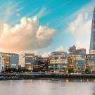 London Cityscape I