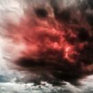 Fantastic sky presages apocalypse