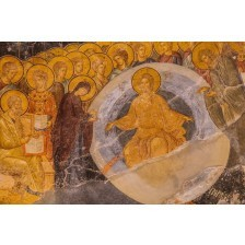Chora Church Mural Detail