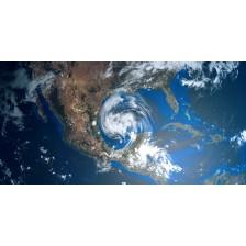 Hurricane approaching Texas