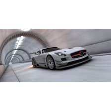Tunnel racer