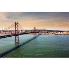 Bridge of 25th of April, Lisbon