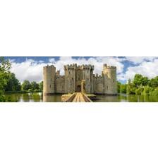 Bodiam Castle in England
